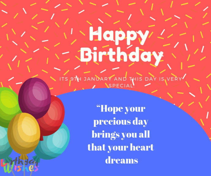 Birthday Wishes Happy Birthday To You Birthday Quotes Messages