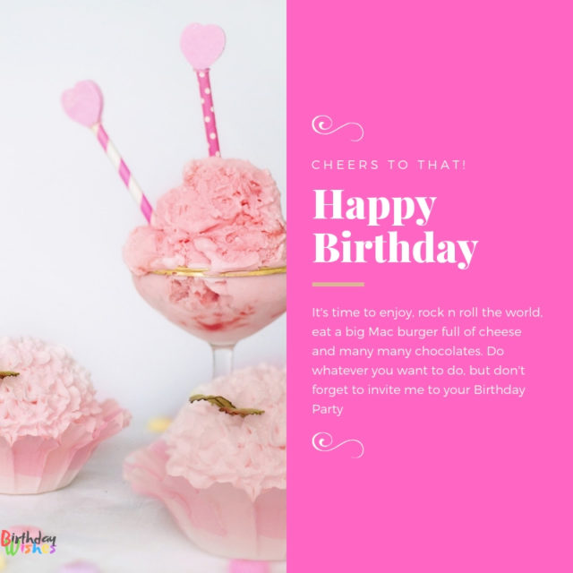 do not forget me on your birthday quotes
